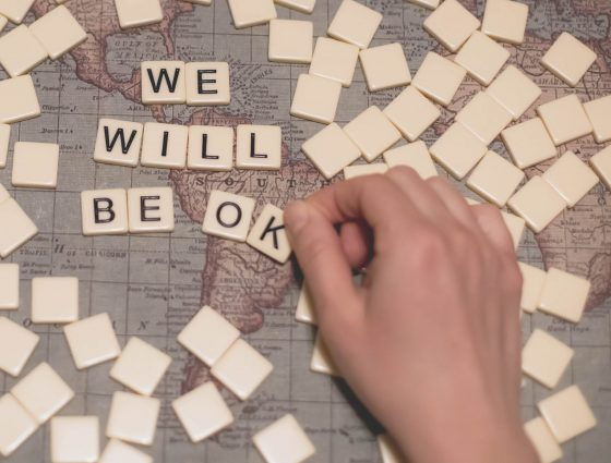 Pandemic, We'll be OK