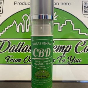 Daily Lotion with Terpenes